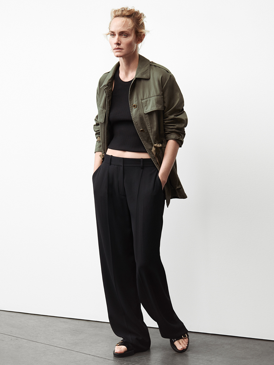 Theory Official Site Refined Utility